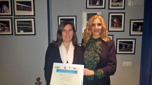 Entrega Premio Microrelatos contra la violencia de género 2017