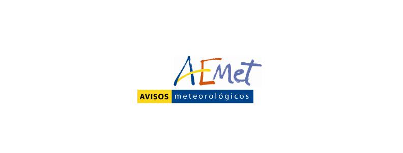 Logotipo de la Agencia Española de Meteorología