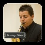 El director de la Banda Municipal de Musica Domingo Oliver