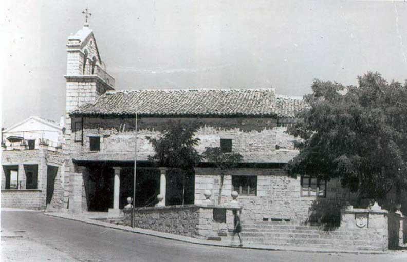 Proyecto De La Plaza De La Iglesia Ayuntamiento Hoyo De Manzanares