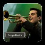 El Director de la Banda Municipal de Musica Sergio Muñoz