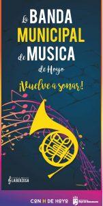 Flyer banda música municipal