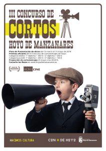 III Concurso de cortos Hoyo de Manzanares