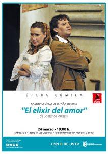 El elixir del amor, Camerata Lírica