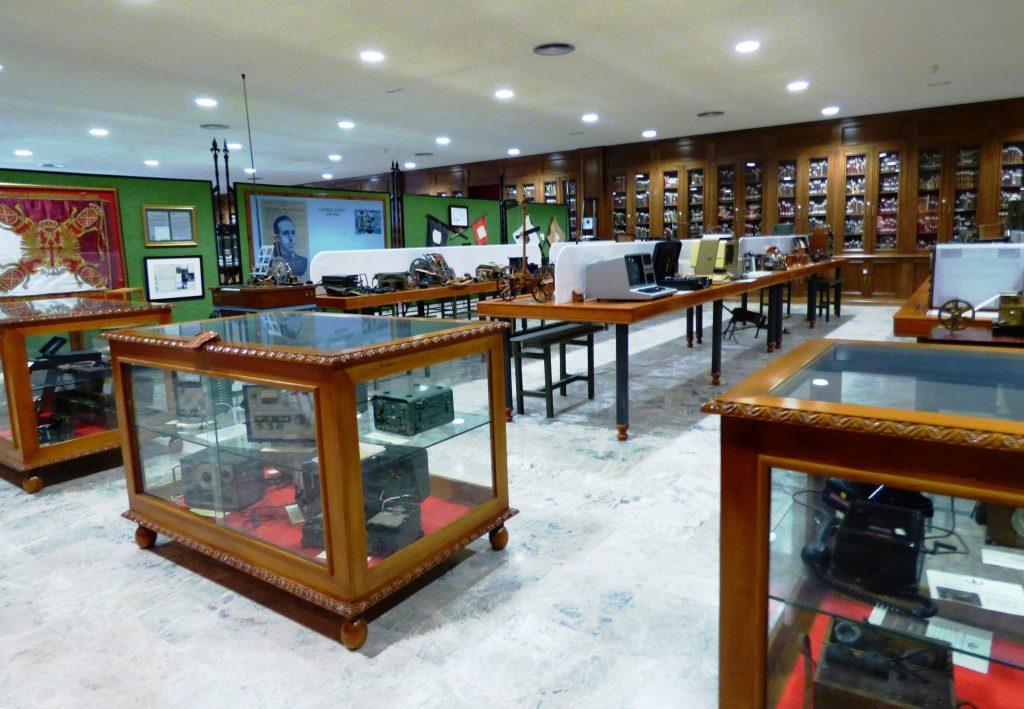 Museo de la academia de ingenieros del ejercito