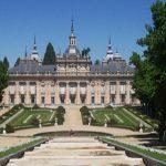 Visita al Palacio Real de Riofrío