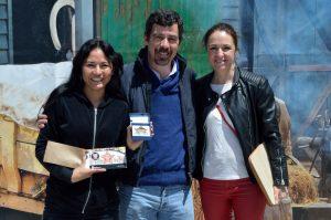 De Tapas por Hoyo Premio sheriff