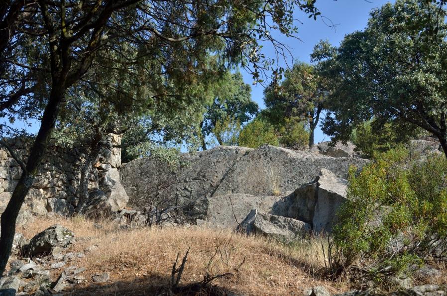 senda arqueologia minera y militar