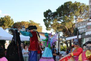 Feria de la artesanía y del comercio 2018