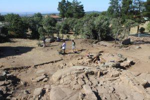 excavación la cabilda
