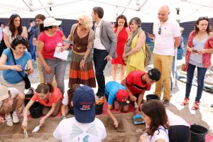 arqueólogos por un día presentación alcalá de henares