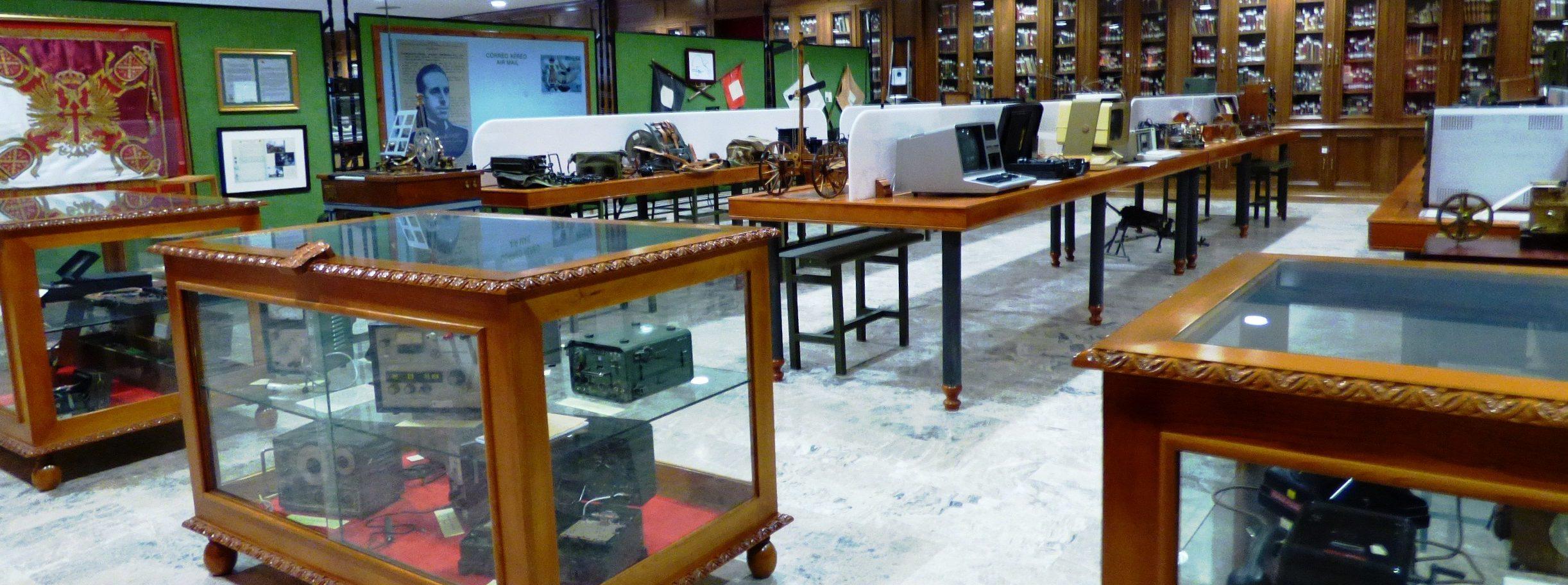 visita al museo de la academia de ingenieros del ejército