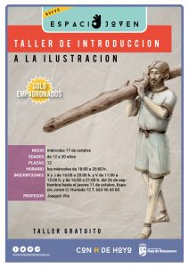 taller de introducción a la ilustración