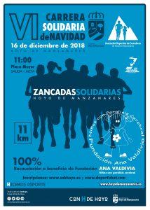 cartel zancadas solidarias 2018