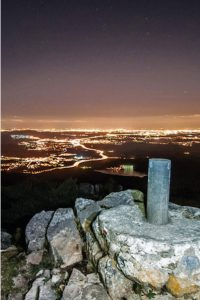 Imagen de contaminacion luminica