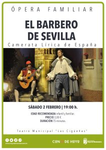 El Barbero de Sevilla web