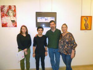 jóvenes artistas noroeste